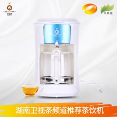 泉笙道蒸汽过滤煮茶器黑茶玻璃茶壶普洱泡茶器自动煮茶器创意家用CT-D60