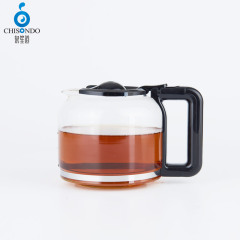 泉笙道煮茶器D90黑茶普洱加厚玻璃壶蒸汽电煮茶壶耐热玻璃壶